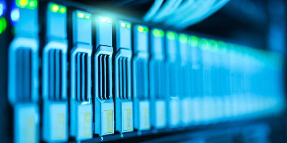 Website Hosting Server